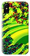 Tuscany Hills IPhone Case