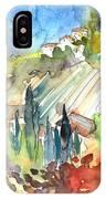 Tuscany Landscape 03 IPhone Case