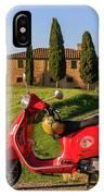 Tuscany IPhone Case