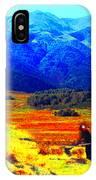 Tusheti Hay Makers IIi IPhone Case