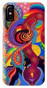 Serpent Descending IPhone Case