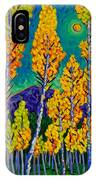 Twilight Aspens IPhone Case