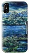Twilight At The River IPhone Case