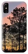 Twilight Tree Silhouettes IPhone Case