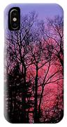 Twilight Trees IPhone Case