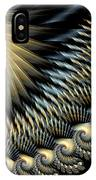 Twilight Wings IPhone Case