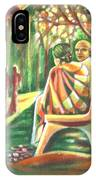 Twilight Years IPhone Case
