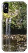 Twin Falls, Maui IPhone Case