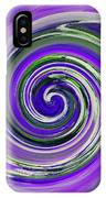 Twirl 02c IPhone Case