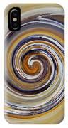 Twirl Art 0032 IPhone Case