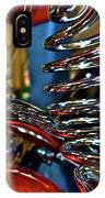 Twisted Chrome IPhone Case