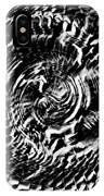 Twisted Gears Abstract IPhone Case