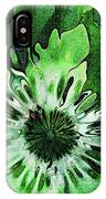 Twisted Leaves IPhone Case