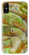 Twists In Time IPhone Case