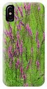 Twisty Flowers IPhone Case