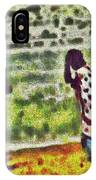 Two African Children IPhone Case