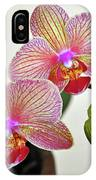 Two Blooms For You IPhone Case
