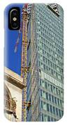 Two Buildings.. IPhone Case
