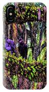 Two Buzzards In A Tree IPhone Case