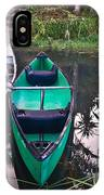 Two Canoes IPhone Case