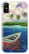 Two Lonely Companions IPhone Case