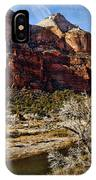 Two Peaks IPhone Case