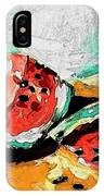 Two Piece Watermelon  IPhone Case