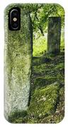 Two Standing Stones IPhone Case