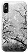 Two Trees Flatirons Boulder Colorado IPhone Case