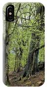 Two Trees In Springtime IPhone Case