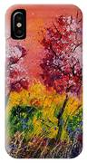Two Trees IPhone Case