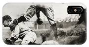 Ty Cobb Gets A Triple IPhone Case