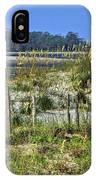 Tybee Island Inlet IPhone Case