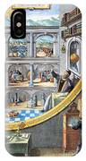 Tycho Brahe (1546-1601) IPhone Case