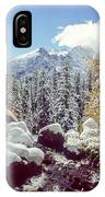Tyndall Creek IPhone Case