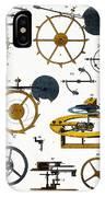 Types Of Clock Mechanism, 1810 IPhone Case