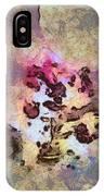 Typocosmy Layout  Id 16098-054729-96560 IPhone Case