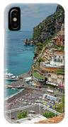 Tyrrhenian Sea Amalfi Coast IPhone Case