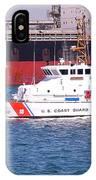 U S Coast Guard IPhone Case