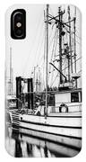 Ucluelet Harbour - Vancouver Island Bc IPhone Case
