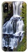 Udine Falls IPhone Case