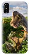 Ultrasaurus IPhone Case