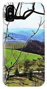 Umbria Mountains IPhone Case