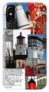Umpqua River Lighthouse Collection IPhone Case