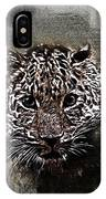 Un Gros Chat A Adopter IPhone Case