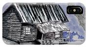 Under A Tin Roof IPhone Case