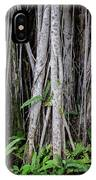 Under The Banyan Tree IPhone Case
