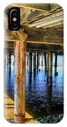 Under The Boardwalk IPhone Case