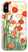 Under The Desert Sky IPhone Case by Jennifer Lommers