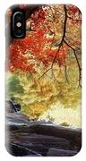 Under The Maple IPhone Case